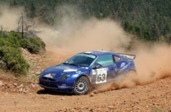 Ford Puma - 2002 Junior world championship Greece