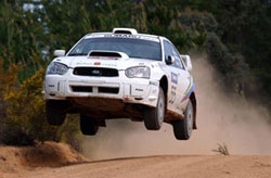 Subaru N10 - 2003 Production World Championship - Australia