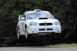 Subaru N10 - 2003 Production World Championship - Rally Deuschland